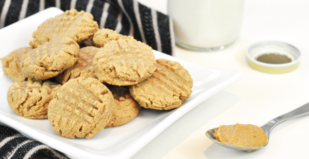 Peanut Butter Cookies 620x320