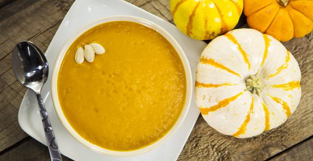 pumpkin soup main